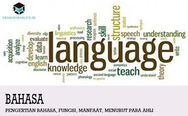 pengertian-bahasa