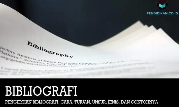 pengertian-bibliografi